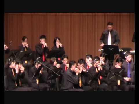 NTU Harmonica - Vivace X - 分飞 Fen Fei
