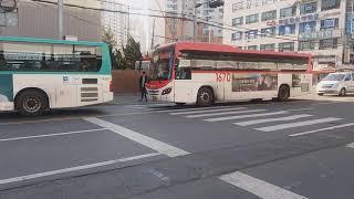 [20190108] KD운송그룹 대원운수 167번 16…