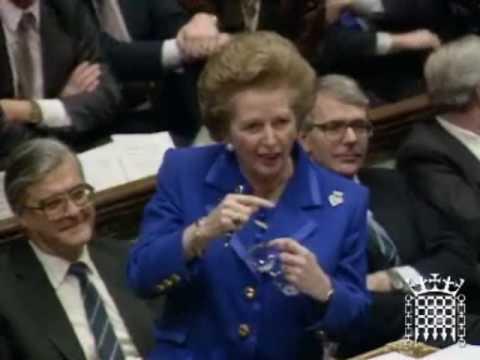 Margaret Thatcher on Socialism
