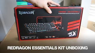 Back after a little while with currently most-wanted budget gaming gear on the market. what can you get for 50€? redragon proves that they provide hell...
