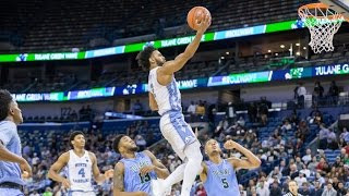 UNC Men's Basketball: Heels Shoot Past Tulane, 95-75