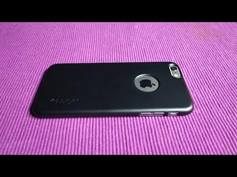 iPhone 6 Plus - Spigen Slim Case Review