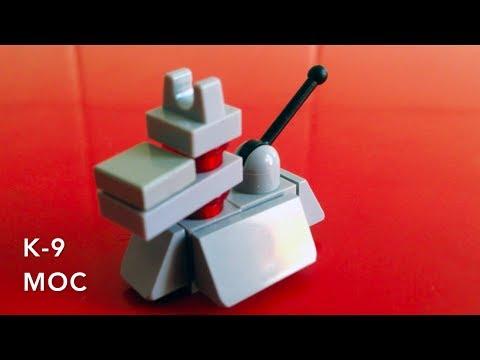 Lego Doctor Who: K-9