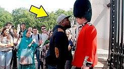 Deshalb solltest du die königliche Garde nicht wütend machen!