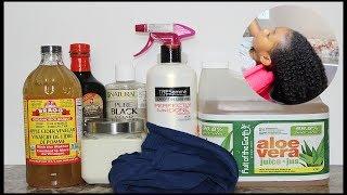 👧🏾 Sekora's Updated Wash Day | Wash Day Routine