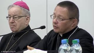 Abp Grzegorz Ryś do uczestników IV Synodu Archidiecezji Łódzkiej