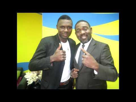 (Et si l'afrique bougeait) sur CHOQ  FM RADIO TORONTO 105.1 fm