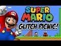The Super Mario Glitch Picnic! | Super M
