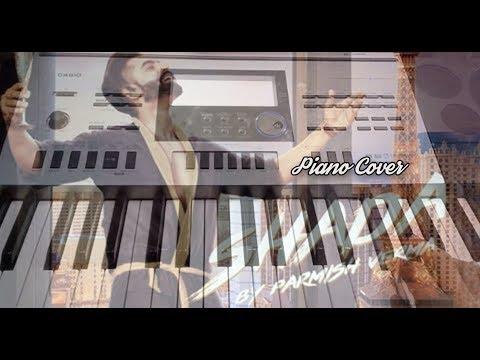 Shada - Parmish Verma Piano Cover