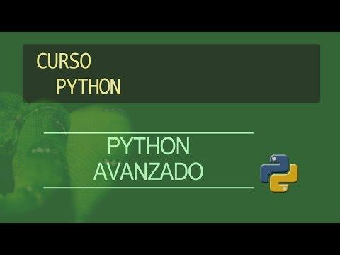Curso Python -Python Avanzado-