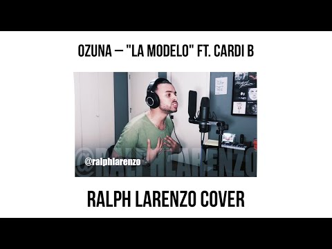 "Ozuna – ""La Modelo"" ft. Cardi B (English Cover)"