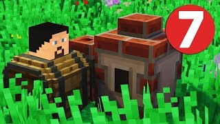 Мощнейшие зелья и ферма алмазов - Сборка Майнкрафт с модами #7 (Mystical Agriculture | Rustic)