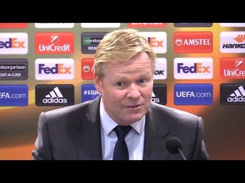 Everton 2-2 Apollon Limassol - Ronald Koeman Full Post Match Press Conference