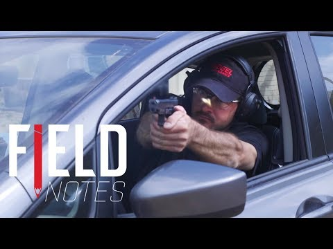 Field Notes Ep. 13, Competitive Shooting with Robert Vogel, Not Just a Game.