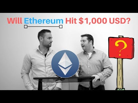 Will Ethereum Hit $1000? In Black & White