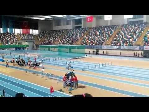 İstanbul salon türkiye şampiyonası yarışması uzun atlama