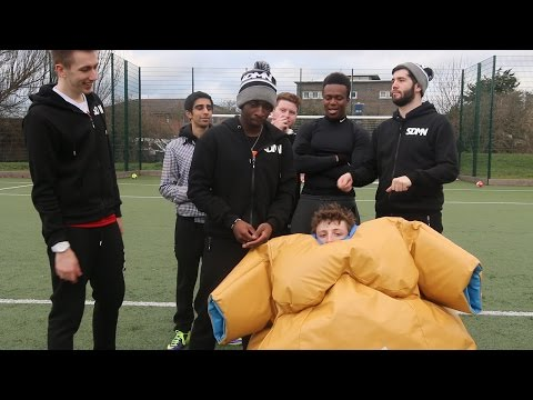 "Thumbnail: SIDEMEN ""SUMO SUIT"" DEATH RUN!"