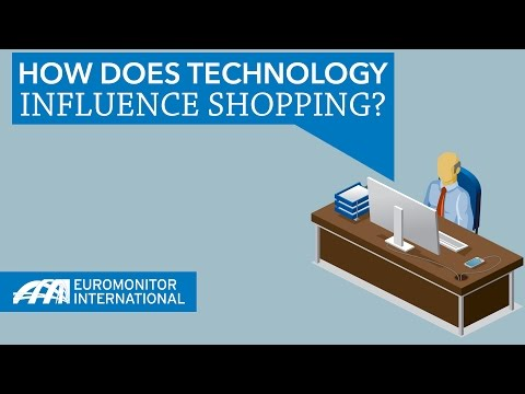How Does Technology Influence Shopping