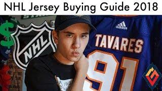 Where I Buy My NHL Jerseys - Jersey Shopping Guide 2018
