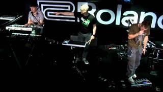 V-Topia & Dub FX - Live at NAMM 2011