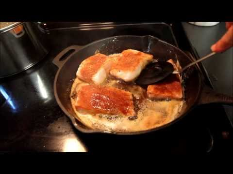 Best Cajun Blackened Fish Recipe