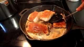 Best Cajun Blackened Fish Recipe