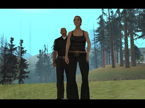 Officer Tenpenny meets Officer Tenpenny (CJ) - High Noon - Casino mission 10 - GTA San Andreas from YouTube · Duration:  5 minutes 53 seconds
