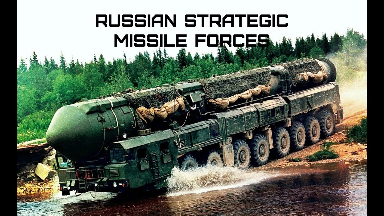 Russian strategic nuclear forces