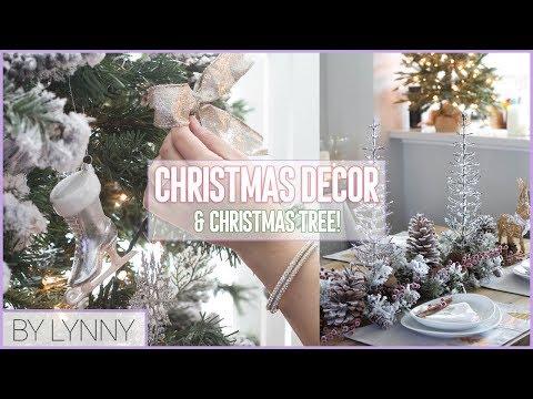 Christmas Decor | Christmas Tree | Dining Room | Living Room