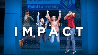 Point University | Make an IMPACT