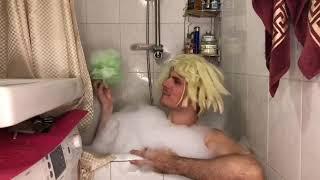 Виды девушек в ванной