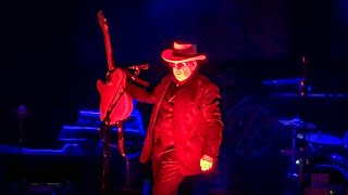 Elvis Costello - Watching the Detectives Live in Orlando 2019
