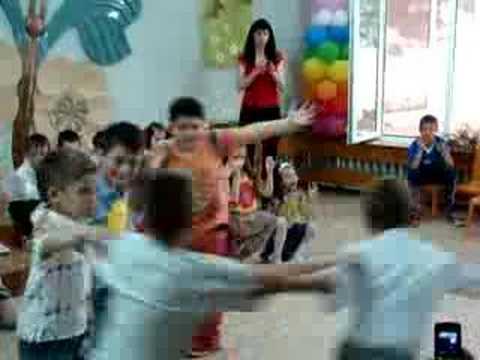 Children dance Zorba the Greek - YouTube