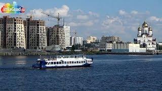 Архангельск начинается с реки: прогулка на пароходе Н.В. Гоголь