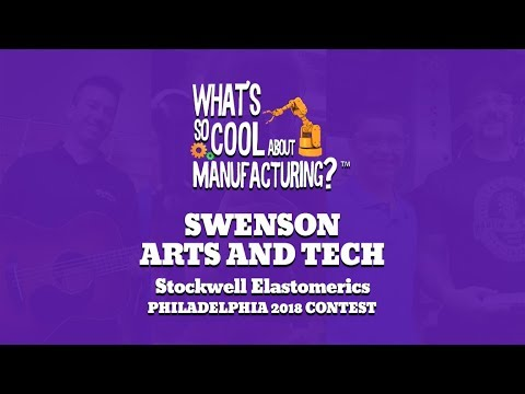 Philadelphia 2018: Swenson Arts and Tech