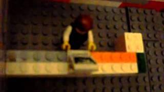 Lego rakennustyömies lomalla osa I