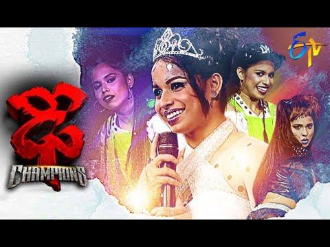 Tejashwini Performance All In One October Month 2020 | Dhee Champions |  ETV Telugu