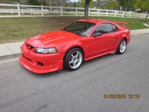 2000 ford mustang svt cobra r for sale 1 of 300 one owner. Black Bedroom Furniture Sets. Home Design Ideas