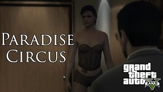 Paradise Circus By Massive Attack GTA V Music Video