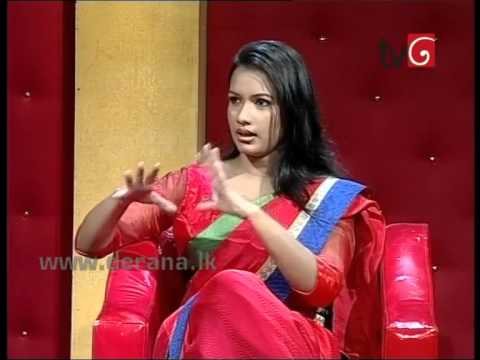 Mihiri Mathaka with Pooja Umashankar   02nd January 2014   Part 1