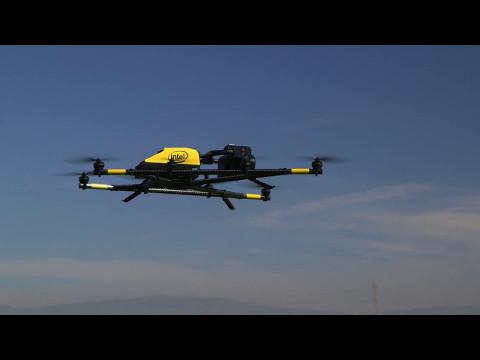 Intel Falcon 8+ Drone