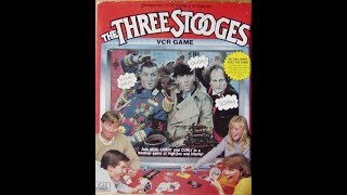 Three Stooges VCR Game (1986)