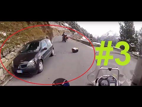 #3 INCIDENTI stradali DIRETTA ITALIA 2015 (Driving in Italy)