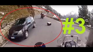 #3 INCIDENTI stradali DIRETTA ITALIA 2015 (Driving in Italy)