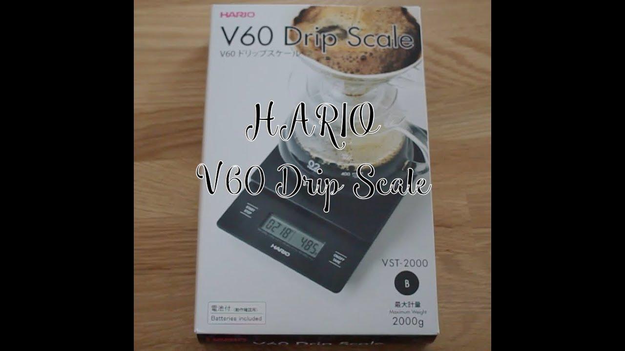 Hario V60 Drip Scale Vst 2000b