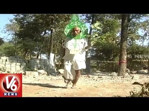 Special Story On Padma Shri Awardee Daripalli Ramaiah   Khammam   V6 News