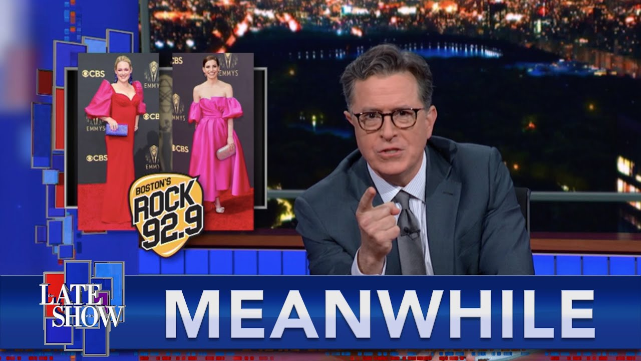 Download Meanwhile... Our Writers Spark Controversy With Their Emmy Fashions