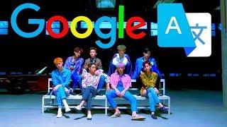 Video Google Translate Sings ''EXO - Ko Ko Bop'' download MP3, 3GP, MP4, WEBM, AVI, FLV Juni 2018