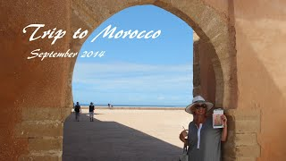 Andrey and Elena   Trip to Morocco, 2014