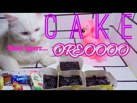 cake-oreo-2-bahan-saja,lezaaaatttt-bikin-ngiler